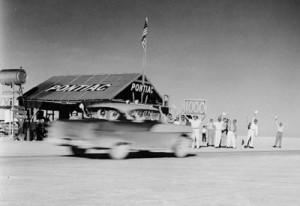 1956 pontiac 1000 sign